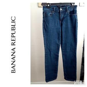 Banana Republic straight fit Jean size27/4.